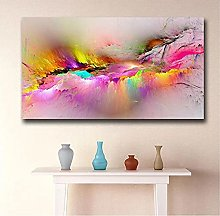 SYBS Canvas painting decor Large size fashion