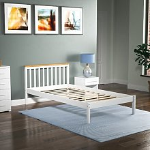 Sydney Bed Frame Hashtag Home Size: Single