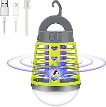 Sylanda Electric Fly Trap, Mosquito Lamp, Camping