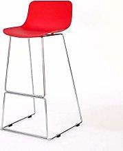 SYLOZ Bar Chair Bar Stools Iron Front Desk Bar