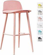 SYLOZ Nordic Front Desk Chair Bar Chair Stools Bar