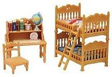 Sylvanian Families Children'S Bedroom & Comfy