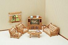 Sylvanian Families Comfy Living Room Set