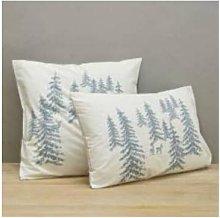 Sylvie Thiriez - Cotton Winters Tale Bedding Pillow Case - cotton