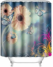 SYLZBHD Butterfly printing polyester waterproof