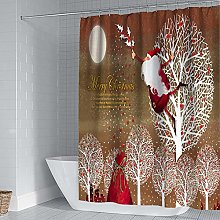 SYLZBHD Home waterproof shower curtain polyester