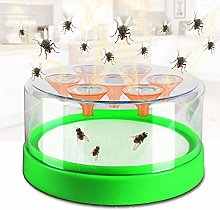 Symboat Fly Trap Device with Safe Automatic Fly