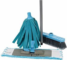 Symple Stuff Set of 4 Piece Cleaning Kit Symple