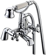 Synergy - Traditional Victorian Bath Shower Mixer