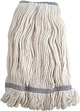 Synthetic Kentucky Mop Heads Blue 450G - Cotswold