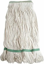 Synthetic Kentucky Mop Heads Green 450G - Cotswold