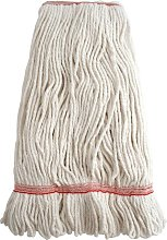 Synthetic Kentucky Mop Heads Red 450G - Cotswold