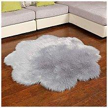 Synthetic Sheepskin, Cozy Feel Like Real Wool
