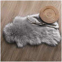 Synthetic Sheepskin, Cozy Feeling Like Real Wool
