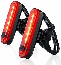 Sysow Bicycle Rear Lights, Super Bright Bicycle