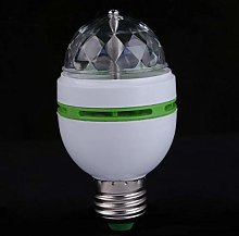 Sysow Disco light, LED party light, rotating disco