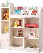 Sysrqcer Bookcase Bookshelf Children's