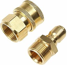 System Connection Hose Connector 2 Pieces of Hose