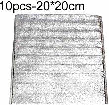 Sytaun 10Pcs Food Warmer Bags,Lunch Bag Thermal