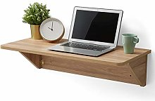 SYTH Wall Mounted Floating Folding Table,Laptop