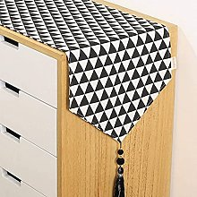 Sywlwxkq Table Runner Runners Geometric Nordic