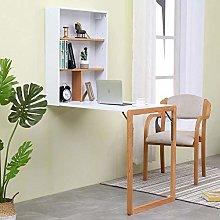 SYyshyin 3 in 1 Foldable Computer Desk