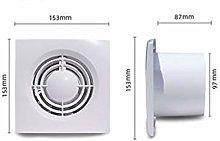 syzd Bathroom Fan, Extractor Exhaust Fan Wall