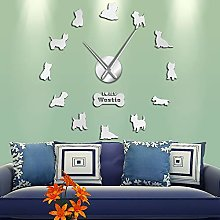 SZG West Highland White Terrier DIY Giant Wall