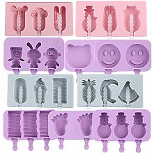 SZLY Ice Lolly Moulds Ice Cream Moulds Ice