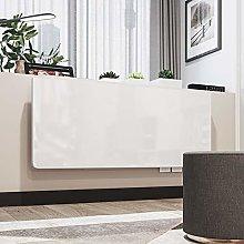 SZYW Wall-mounted Drop-leaf Table, White Study