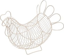T&G Provence Wireware Small Chicken/Egg Holder,
