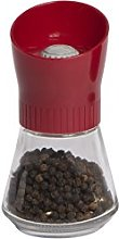 T&G Woodware Sola Pepper Mill with Top and Glass