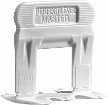 T-Lock - 1/32 (1mm) 100 Clips PERFECT LEVEL MASTER