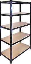 T-Rax Heavy Duty Garage Storage Shelves, 90cm W,