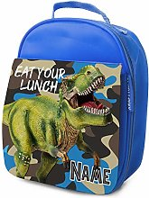 T REX Lunch Bag Dinosaur Lunchbox Insulated