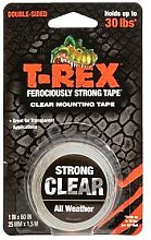 T-Rex T-Rex® Ferociously Strong Clear Mounting