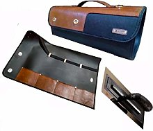 T S Plastering Leather Tool Flex 4 Trowel Bag