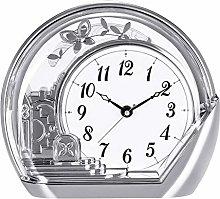Table Clock Butterfly Clock Pendulum Table Clock