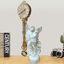 Table Clock Classical Family Living Room Mute