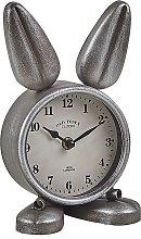 Table Clock Silver THUSIS