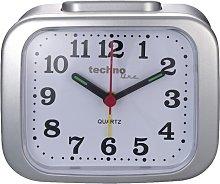 Table Clock Technoline Colour: Silver