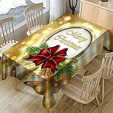 Table Cloth Rectangular,Christmas Table Cloth