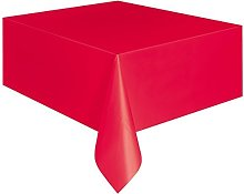 Table Cloth Wipeable Tablecloth PVC Plastic Wipe