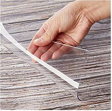Table Cover Protector XJJUN Transparent Table Mat,
