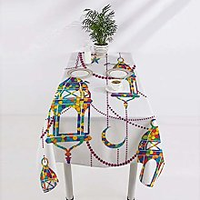 Table Cover Tablecloth For Home Kitchen Decoration