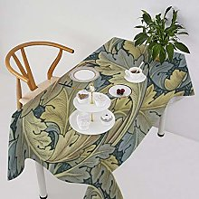 Table Cover William Morris Acanthus Leaves Floral