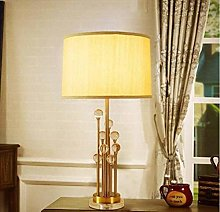 Table/Desk Lamp, Bedside Table Lamp, Crystal Table