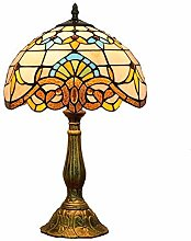 Table/Desk Lamp, Bedside Tiffany Creative Table