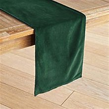 Table flag High End Table Runner Green Teal Table