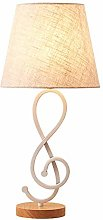 Table lamp,American Style Table Lamp with Linen